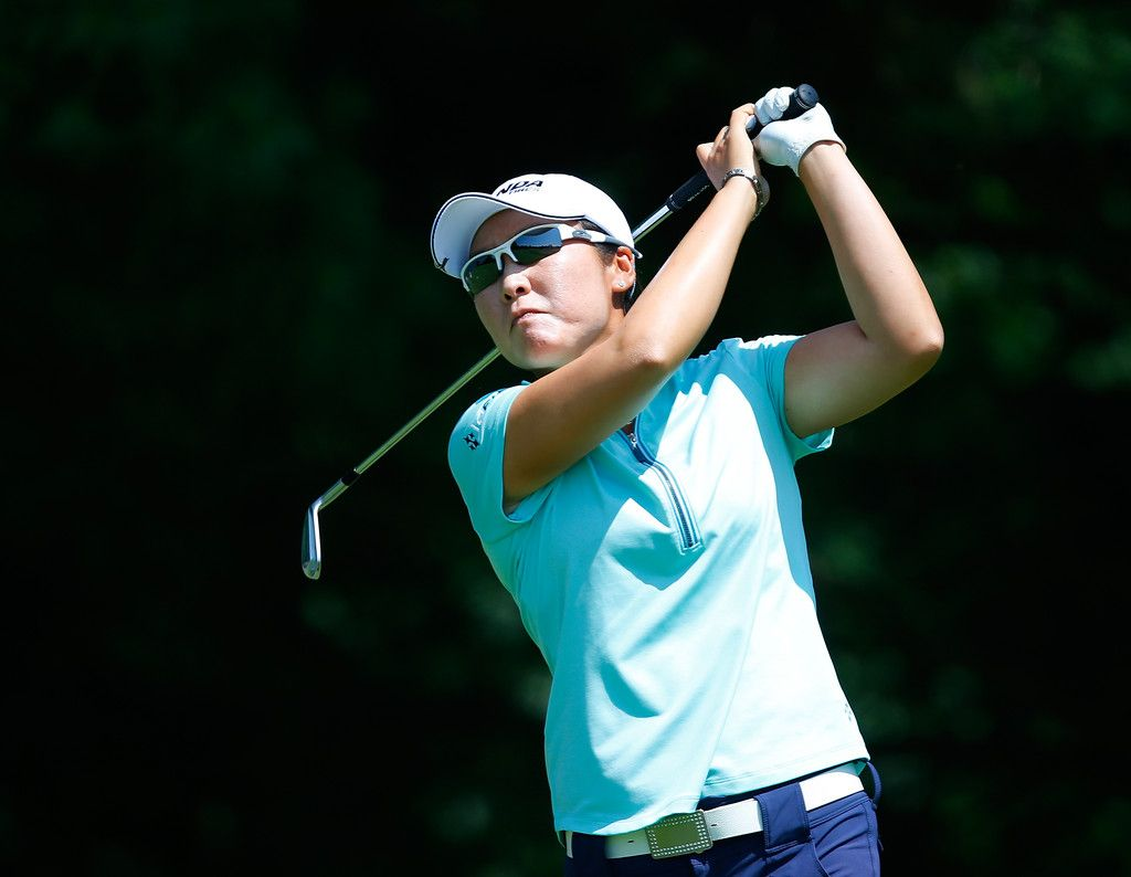 Candie Kung Photos: Meijer LPGA Classic: Round 1