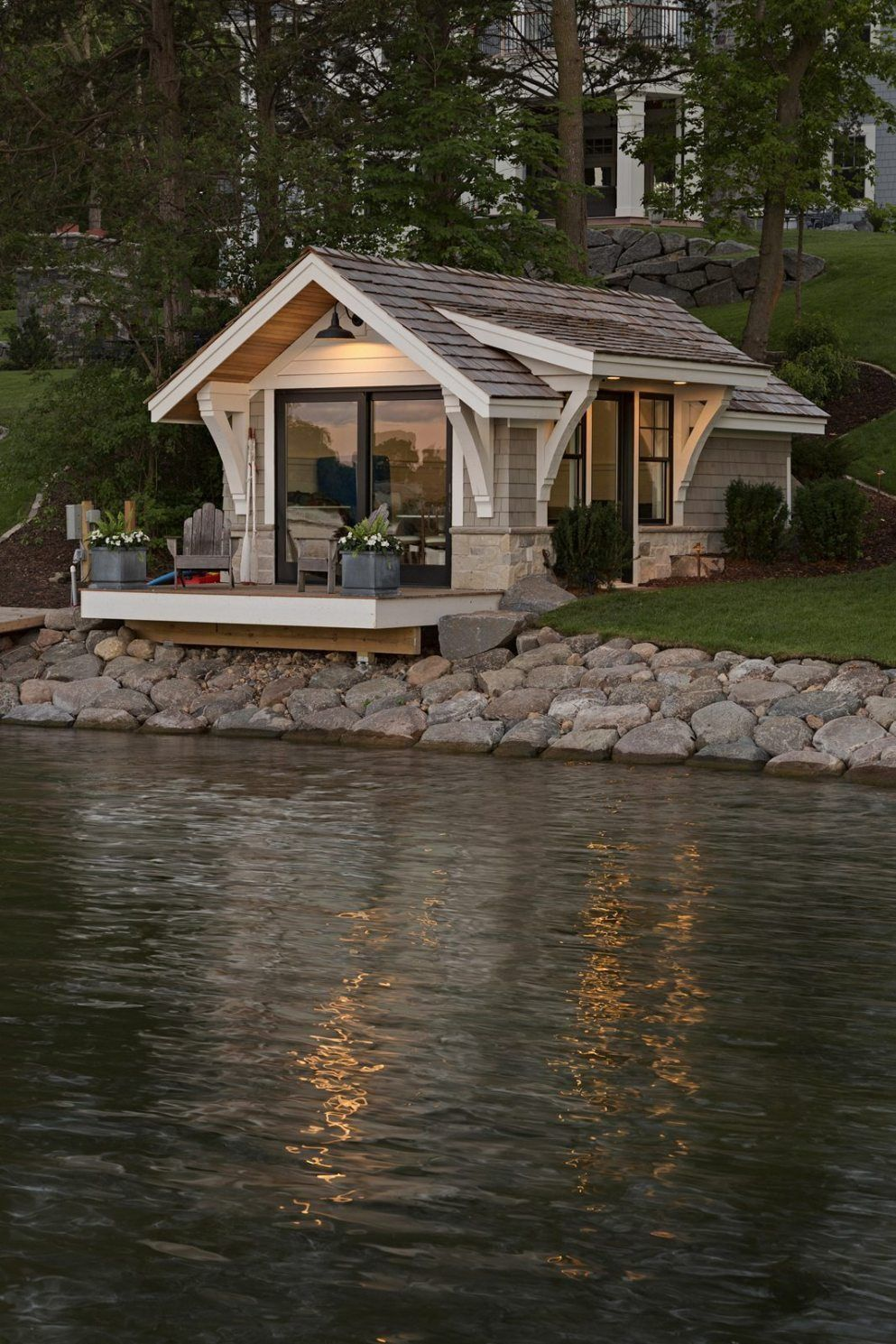 Dream Home Designs Ideas Now Enable S Locate 20 Remarkable Minimalist Houses Design Every One As Appeali Tiny House Cabin Tiny House Design Tiny House Plans