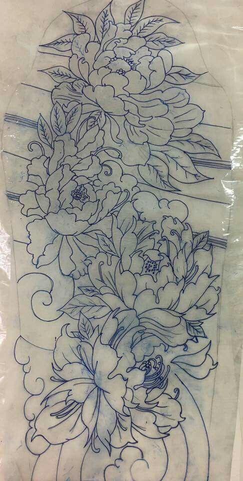 pingl par kitsana kanjanakanho sur tattoo idea pinterest tatouage tatouage fleur et. Black Bedroom Furniture Sets. Home Design Ideas