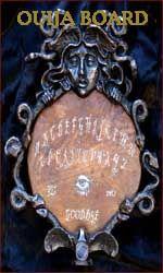 Ouija Board banner