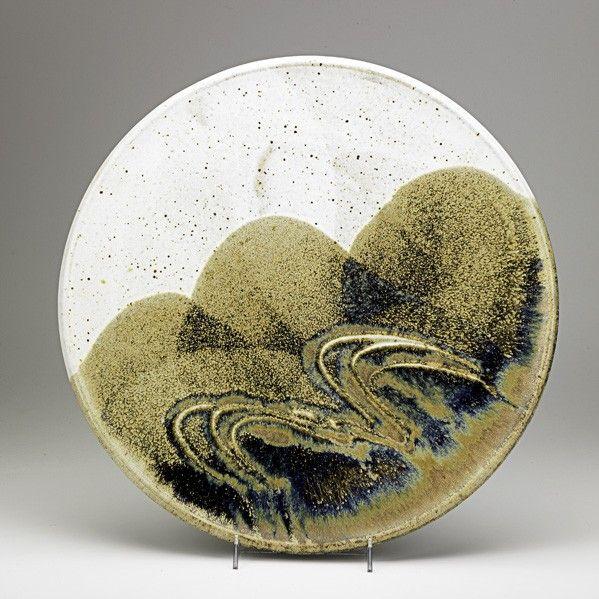 David Shaner Glazed Stoneware With Images Ceramic Platters Ceramic Tableware Ceramic Decor