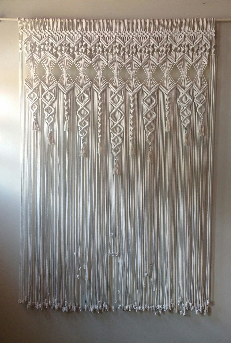 Pin On Home Design In 2020 Macrame Wall Hanging Patterns