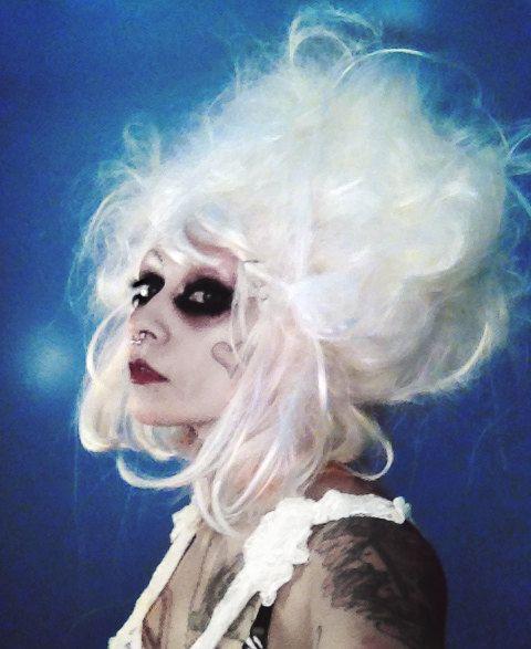 Halloween Wig ad12f2b331c1