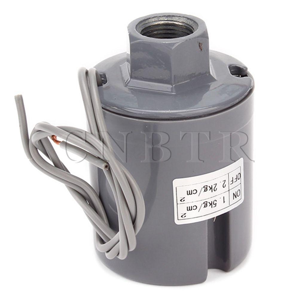 CNBTR 220 V 1.5-2.2 kgf/cm2 15mm Filettato Femmina Pompa Acqua Pressostato Regolatore