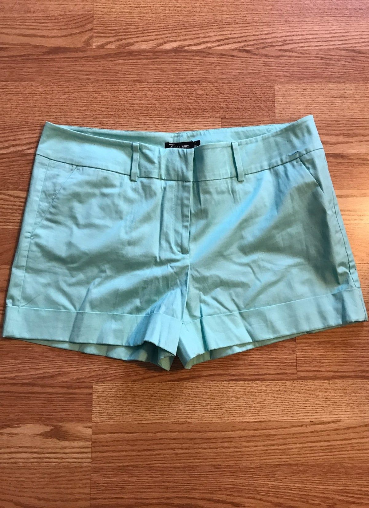 Pin By Bethany Sartain On Life S A Beach Turquoise Shorts Shorts Turquoise