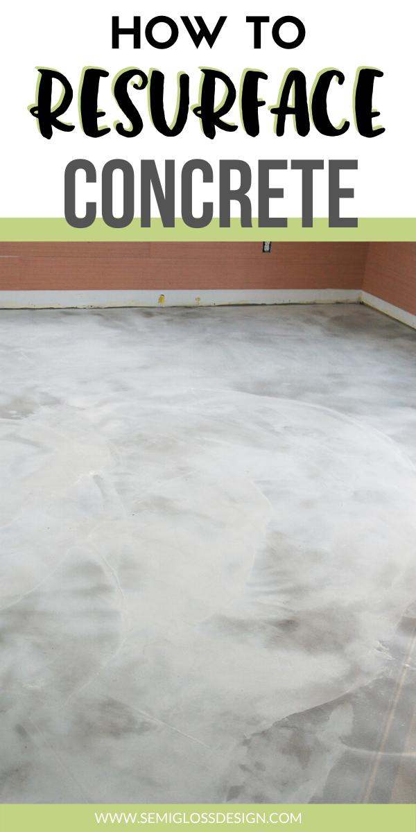 Concrete Floors Diy