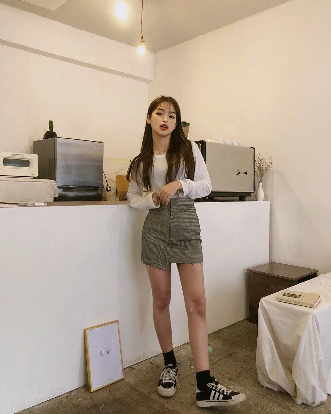 pinkristy loo on outfits  korean fashion korean