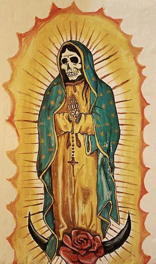 Santa Muerte Google Search Desenho Religioso New Traditional