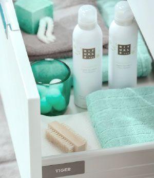 Samen Leven Rituals... jaaa! = de juiste sfeer voor in mijn badkamer ...