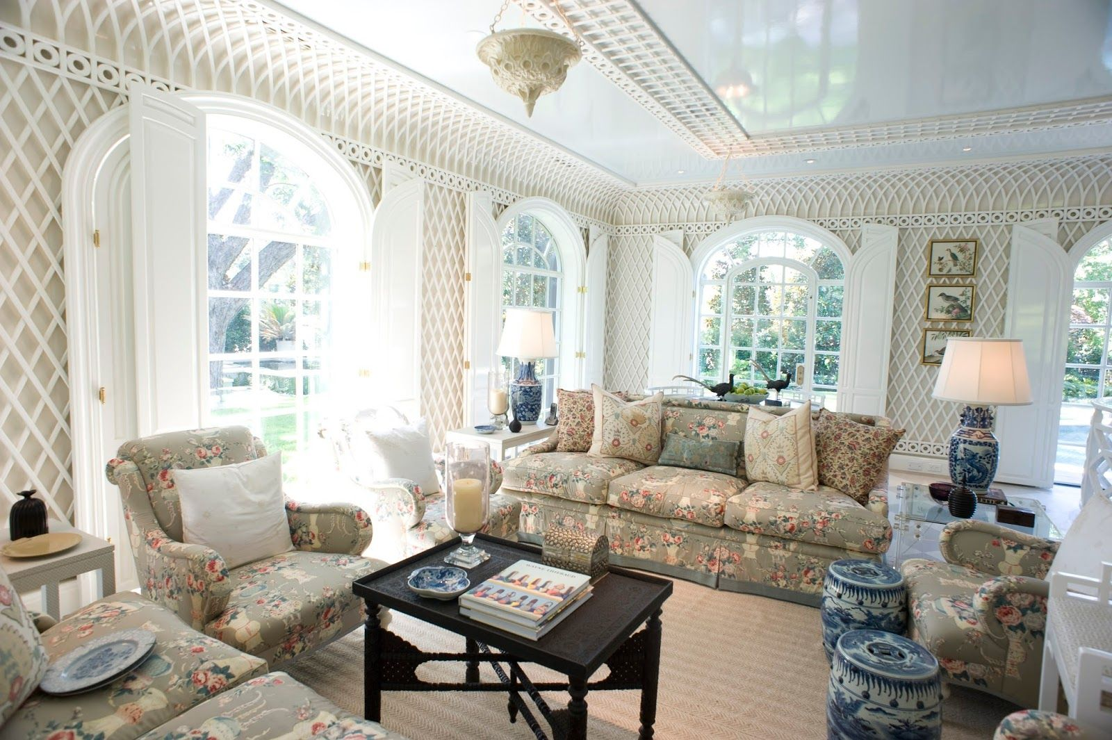 A Dallas Home Tour with J Wilson Fuqua & Associates | Chinoiserie ...