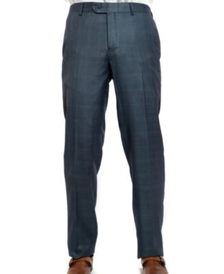 English Laundry Two Button Notch Lapel Slim Fit Men S Navy Blue