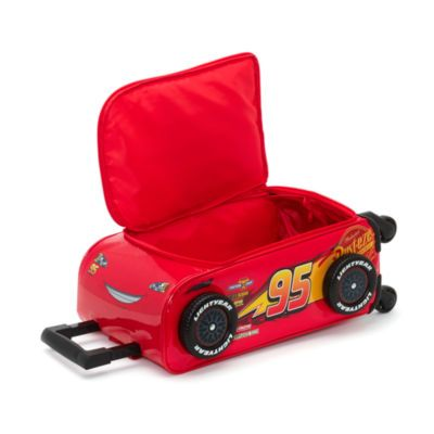 757c359e59ea Lightning McQueen Rolling Luggage, Disney Pixar Cars 3   Toy Cars ...
