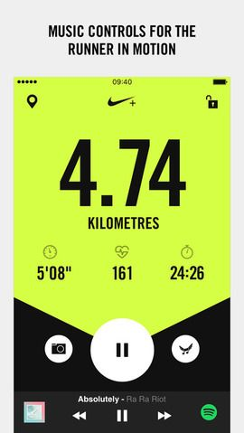 The Nike+ Running app is now the Nike+ Run Club app Your