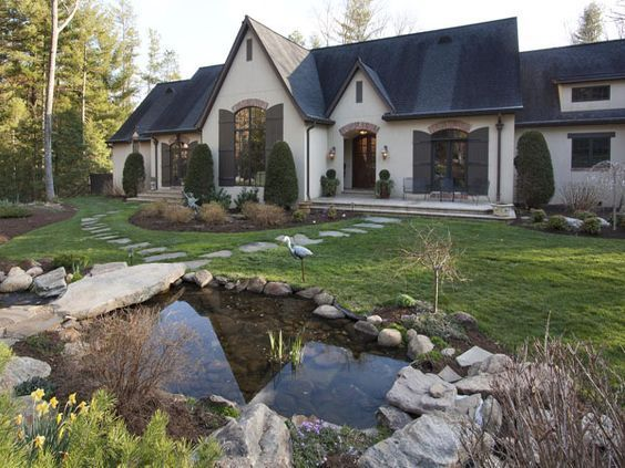 Photo of 100 French Country Home Exterior Design Ideas (WITH PICTURES)