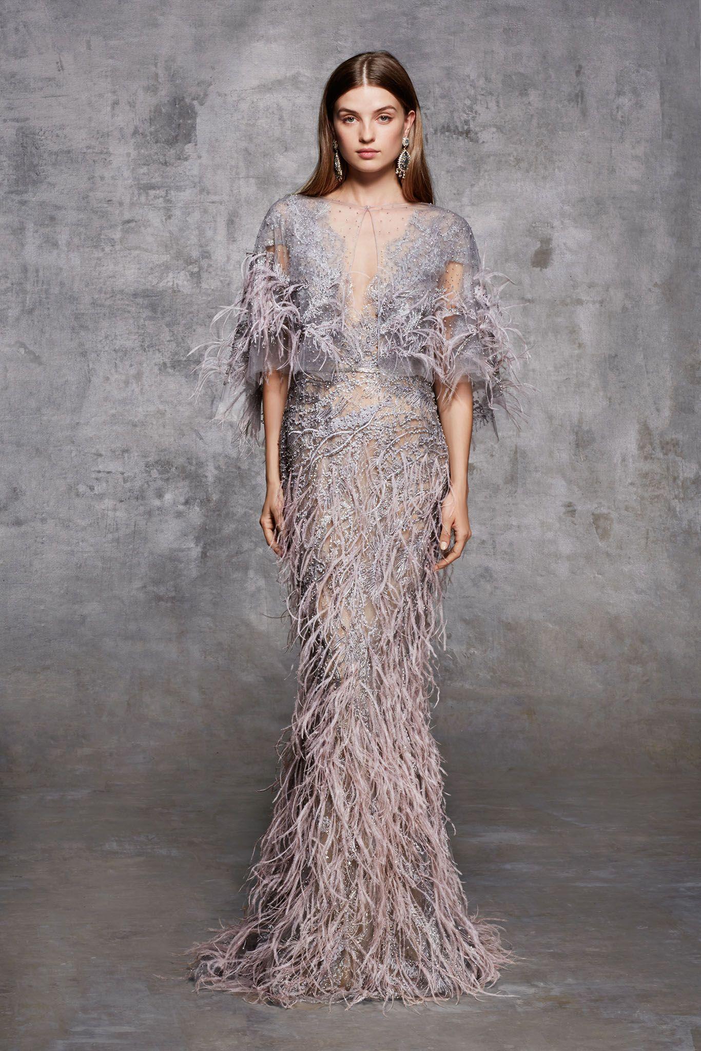 f6f09d301e7 Marchesa Pre-Fall 2018 | Couture | Fashion, Couture dresses, Couture ...