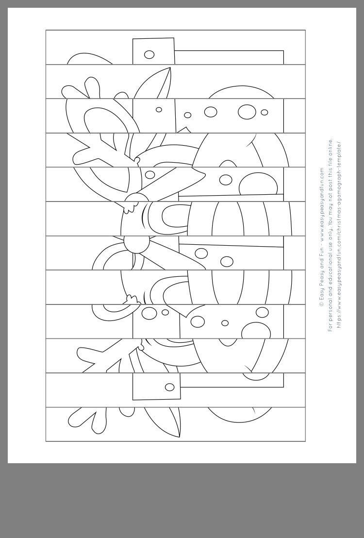 picture about Printable Christmas Crafts called Pin by way of Evangeline Reyes upon Preschool clroom Xmas
