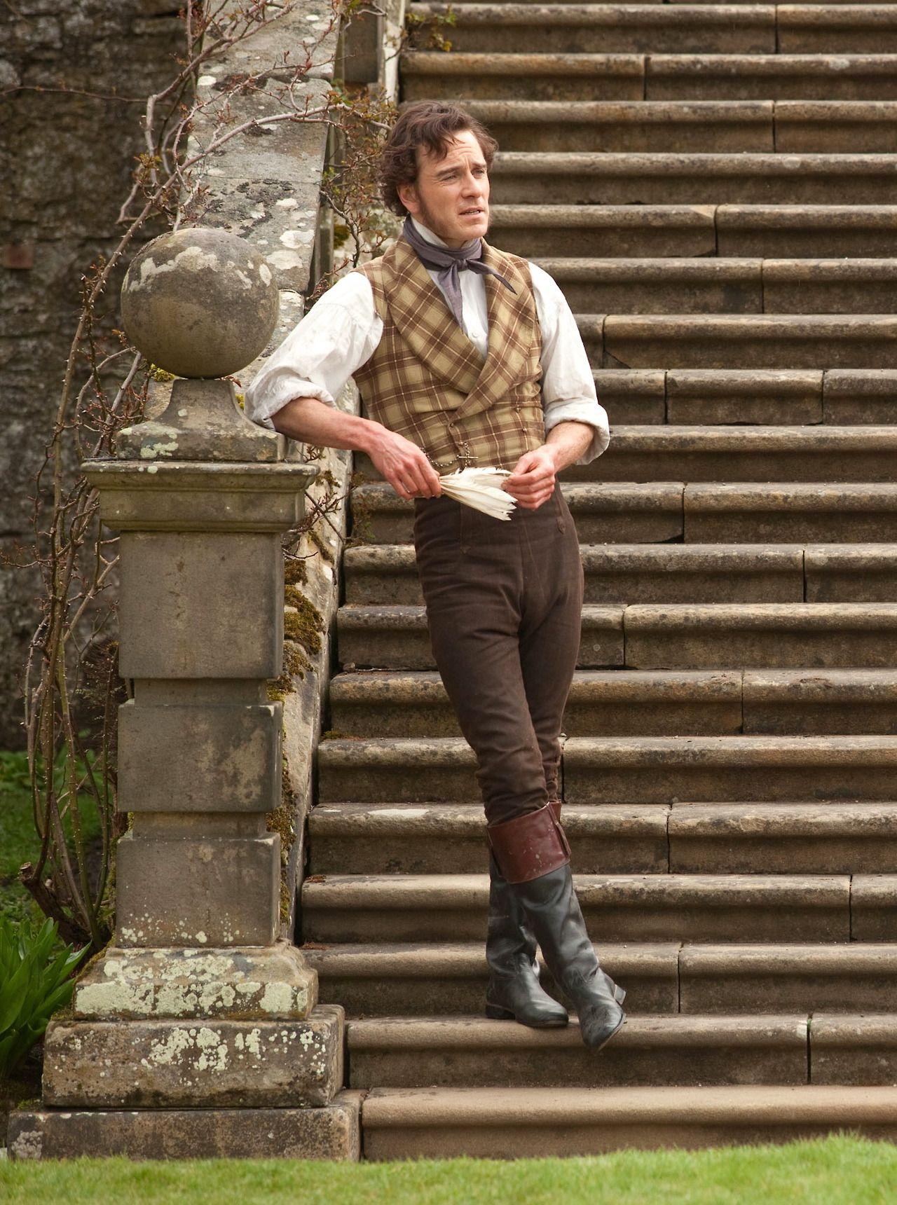 006 Michael Fassbender as Edward Rochester in Jane Eyre (2011