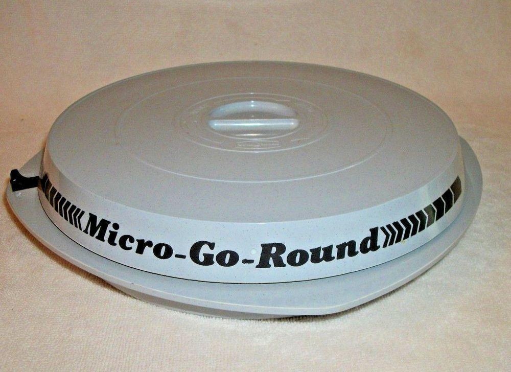 original nordic ware micro go round