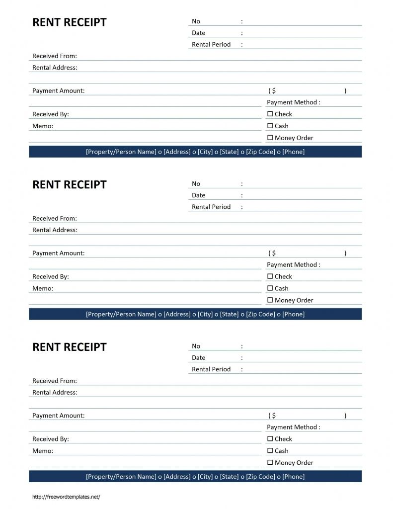 Rent Receipt Templates Receipttemplates Rent Receipt Templates Businessreceipttemplates Businesstemplates Receipt Template Templates Estimate Template