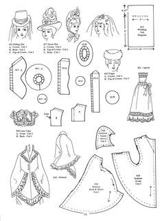 victorian bonnets patterns - Google Search  c36e38bcdec