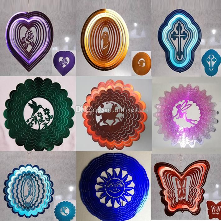 Wholesale Novelty Items - Buy Newest 12 Inches 3D Reflective Wind ...