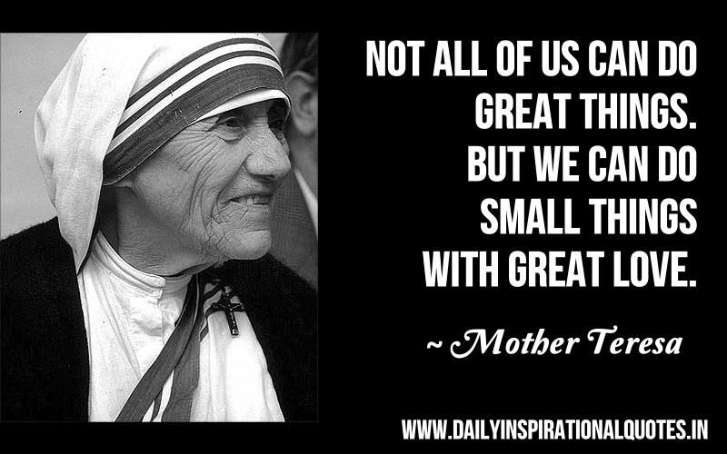 Servant Leadership Quotes Motherteresamotivationalquotessayingslifeinspirational71588 .