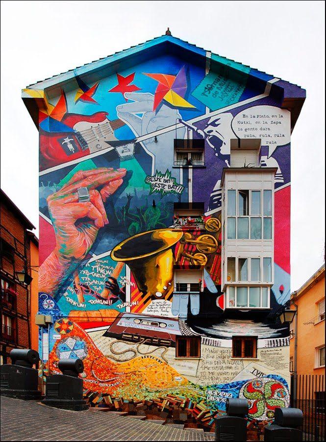 Urban art - Arte urbano - Panamá casco viejo | Art & Arte ...