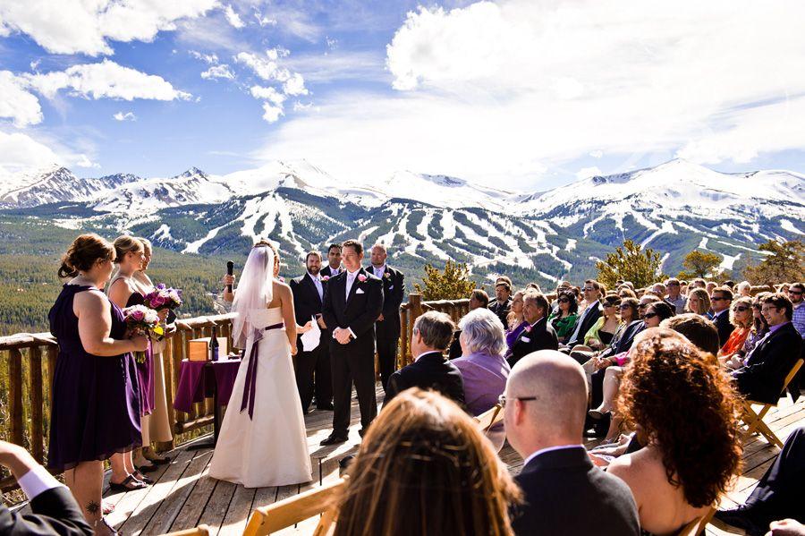 Nature Wedding Photography The Lodge at Breckenridge