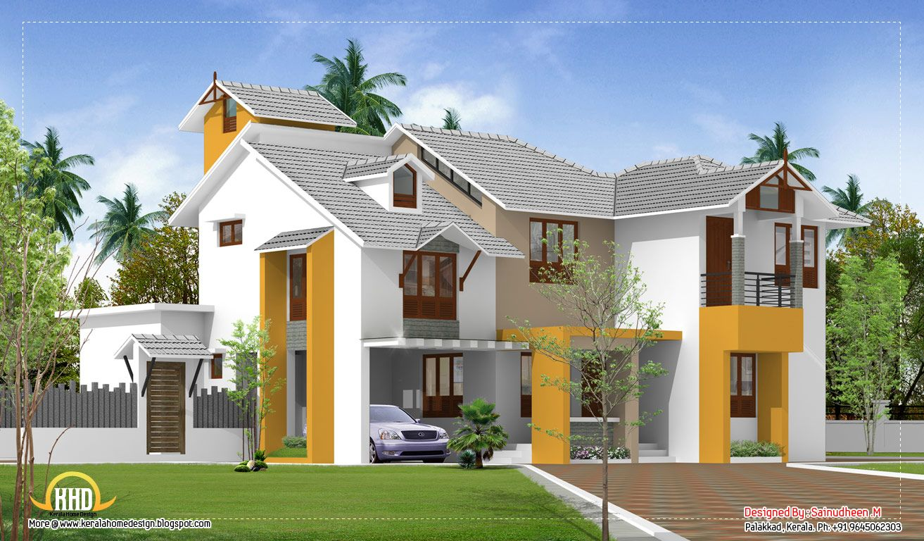S H Home Design Part - 38: House Plans Kerala Home Design Http://coastersfurniture.org/shabby-chic