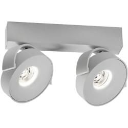 Photo of Delta Light Rand 2 3000K 50 ° spotlight, aluminum gray Delta LightDelta Light