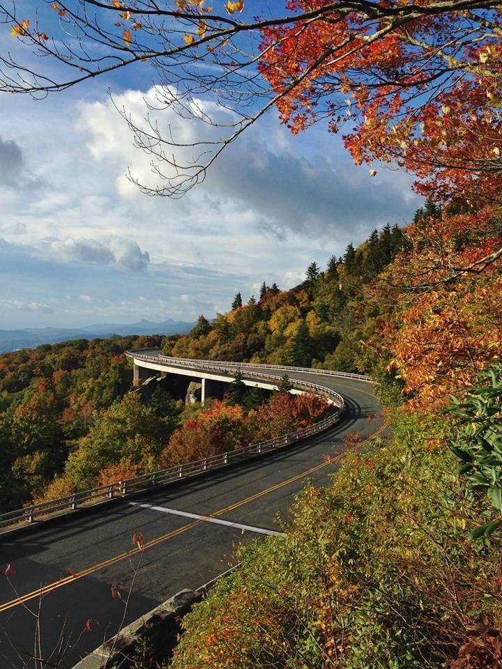 Blue Ridge Parkway, Mountain