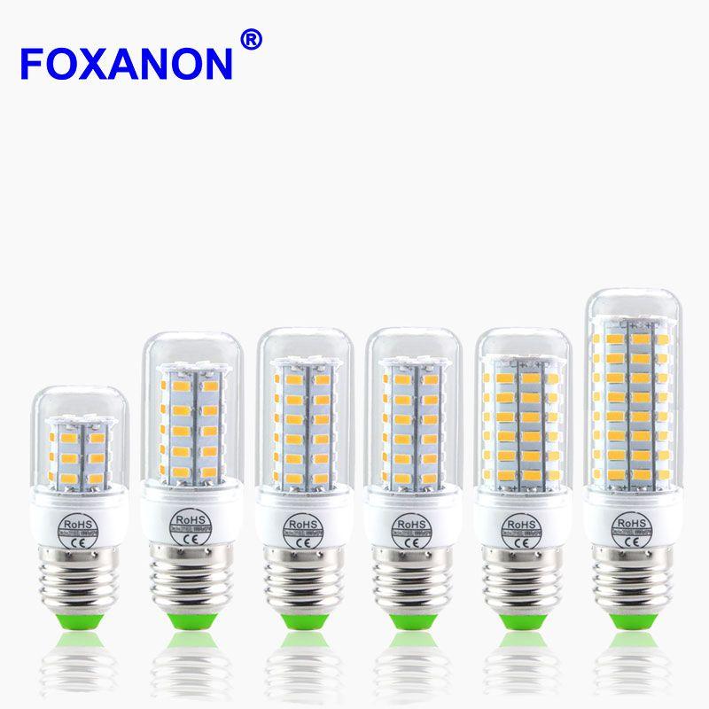 5730 Smd 24 72 Led Cfl 10 W 15 W 20 W E14 E27 Led Lampe 230 V Spotlight Bougie Lumiere Led Ampoule Lustre Pour Interie E27 Led Led Lamp Bulb