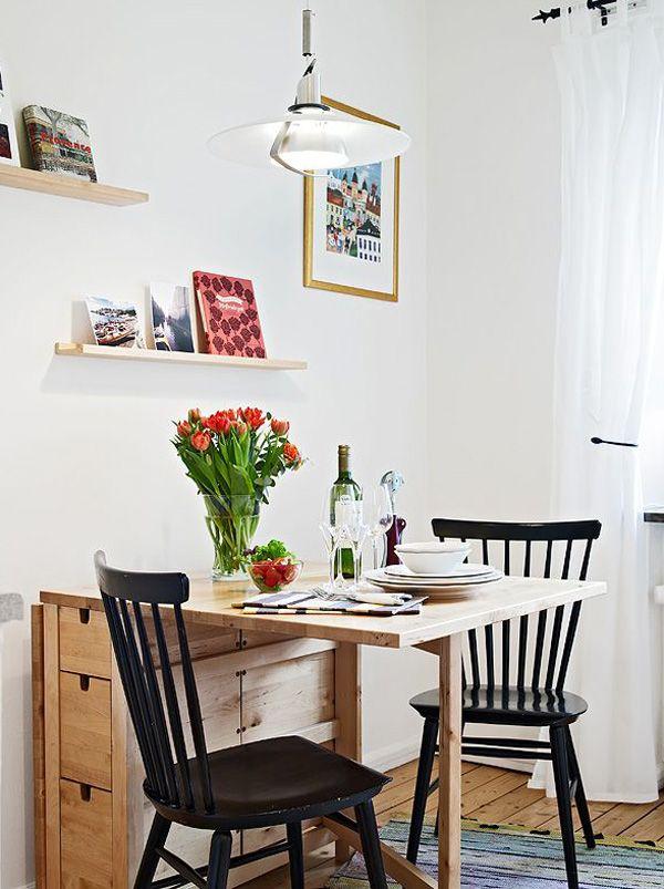 7 ideas para un comedor de diario deco cocina for Comedor diario decoracion