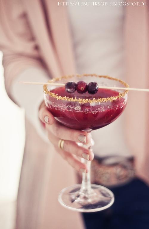butiksofie: Cranberry Margarita