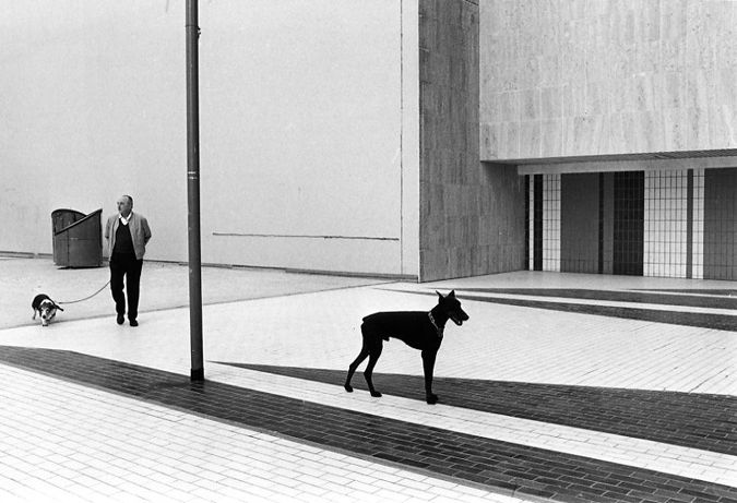 Chaque jour, une nouvelle photo de Robert Doisneau… 21 juin Front de Seinejuillet 1978 Thanks to chagalov.