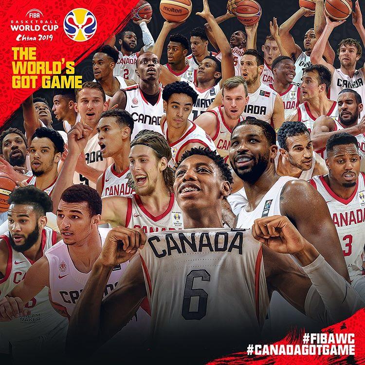 Fiba Basketball World Cup Fibawc Instagram Photos And Videos Team Canada Fiba Basketball Basketball
