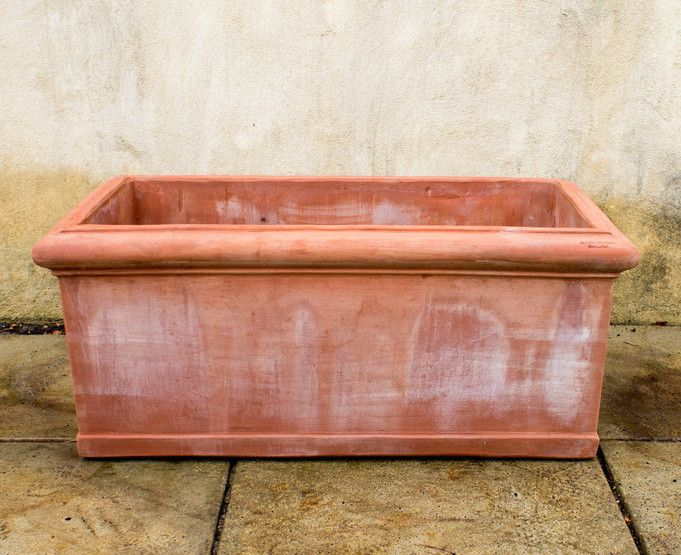 10 Easy Pieces Terracotta Planters Terra Cotta Planters