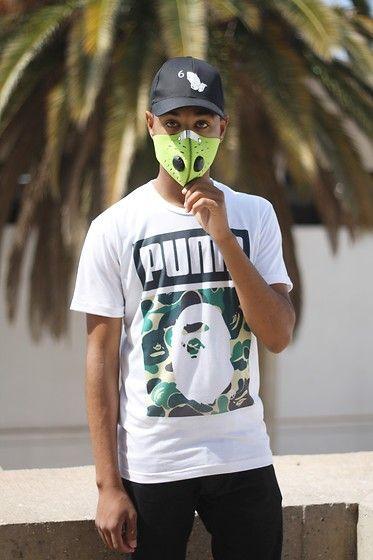 maschera antipolvere supreme