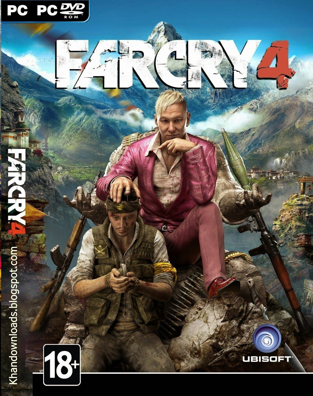 Far Cry 4 Full Version Free Download For Pc Video Games Farcry4 Game