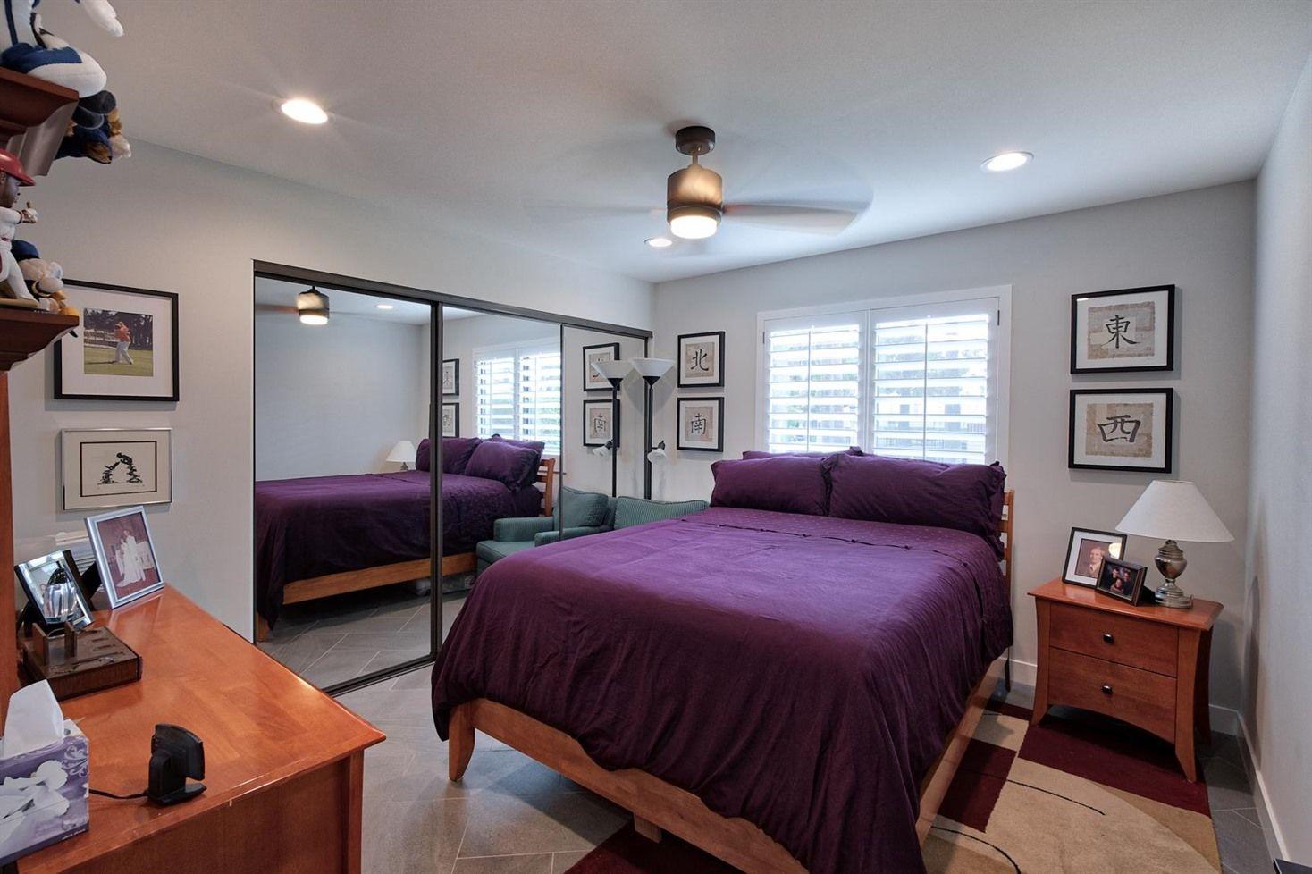 Bedroom Remodeling25 Brilliant Purple Bedroom Remodel