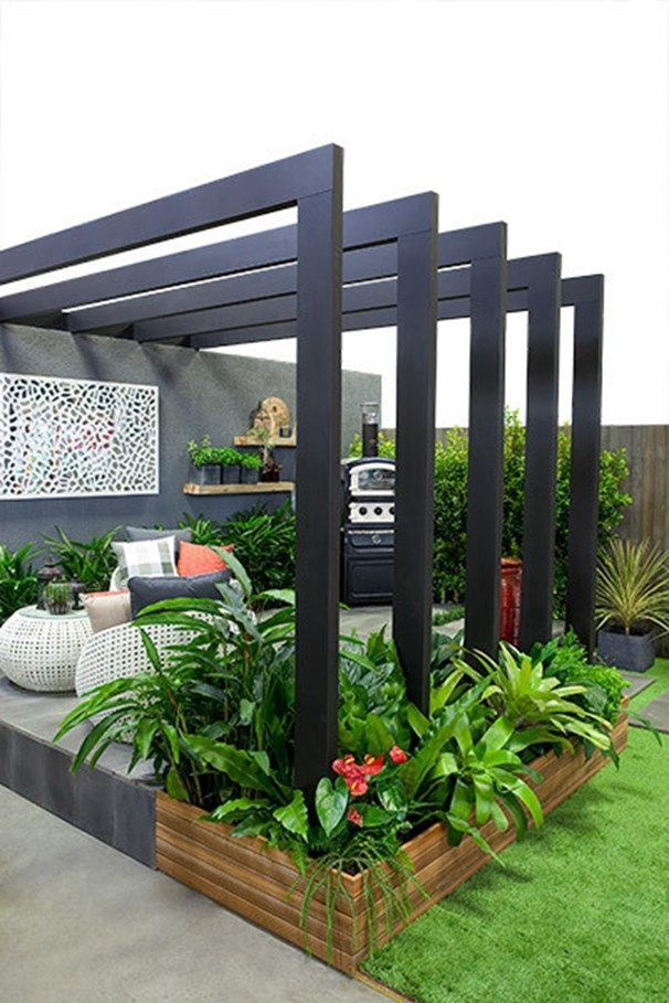 Improve your outdoor living