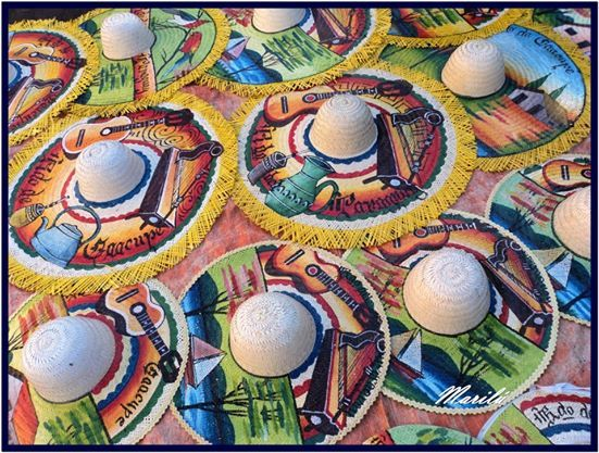 Sombrero Piri Artesania Paraguaya Paraguay Una Tierra De Riqueza