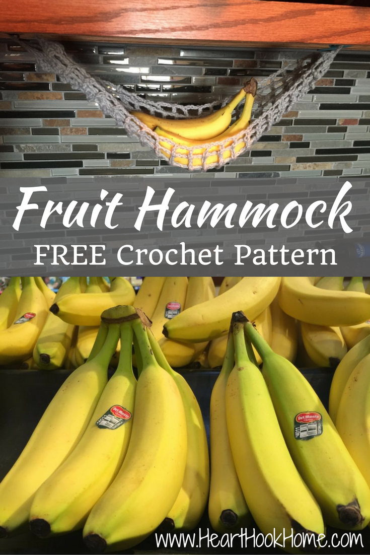 Lonely banana crocheted fruit hammock free pattern bananas crocheted fruit hammock free pattern bankloansurffo Image collections