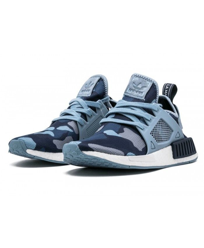52aa15b9d6c6e Adidas NMD XR1 Duck Camo Midnight Grey Noble Ink Shoes Ba7754 ...
