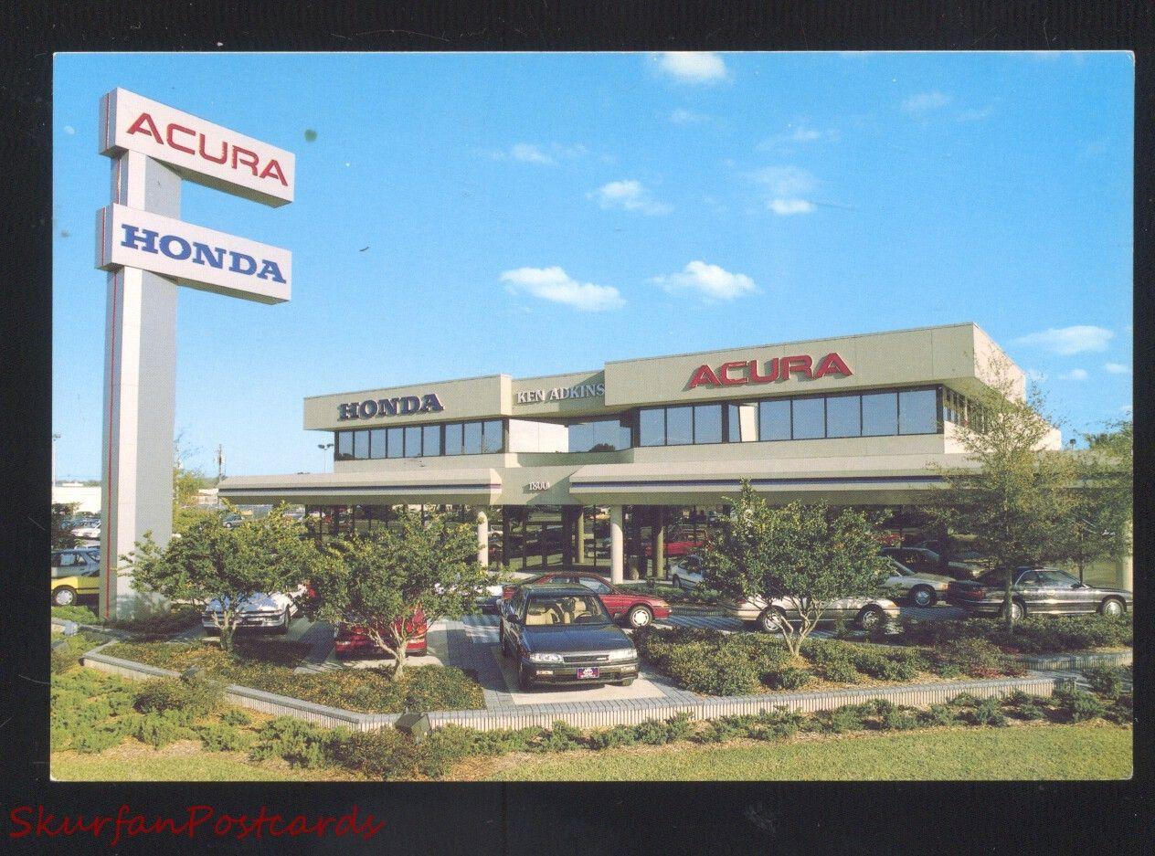 Ken Adkins Honda Acura Dealership, Ocala, Florida Acura