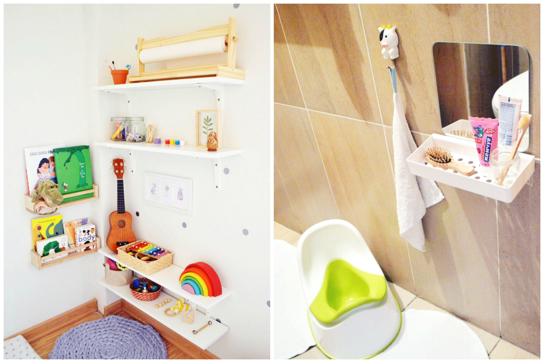 SUMMER SERIES: Montessori home tour #6 - a peek inside the home of