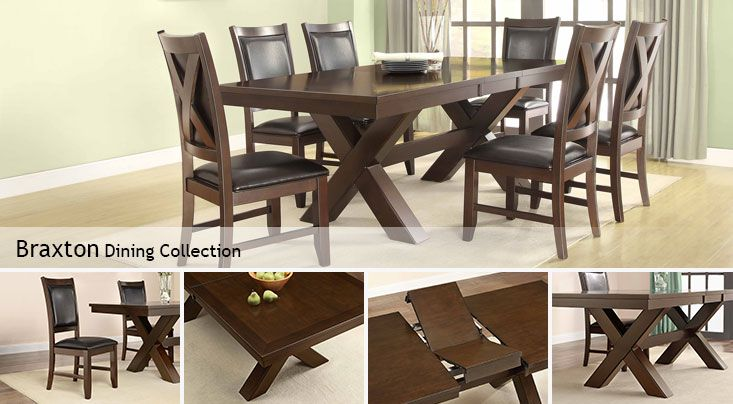 Costco   Braxton Dining Collection