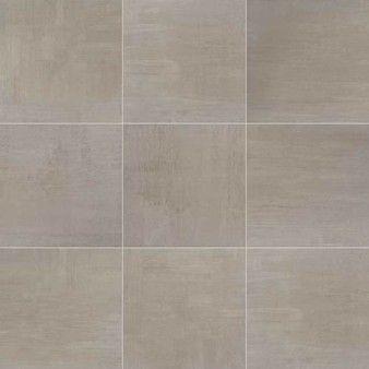 Master Bath Floor Tile Daltile Skybridge Gray Sy98 18x18 Set Straight