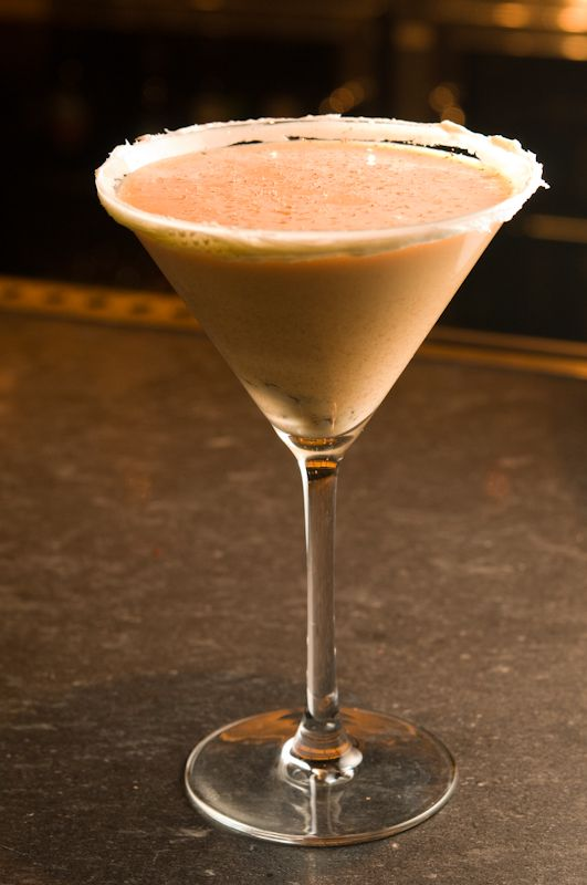 Carrot Cake Martini Recipe Had one of these recently and thought