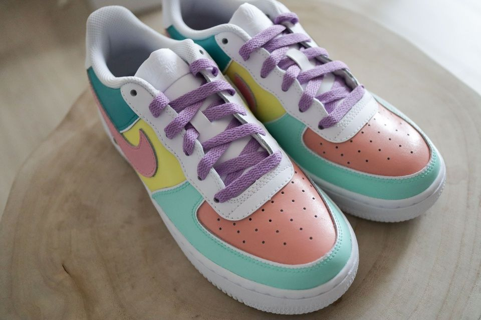 air force 1 donna lilla